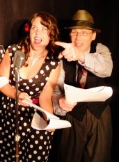 Tina jones and David Botten - Twilight Radio Theatre