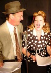 Chris Jans and Kathy McIntyre Twilight Radio Theatre